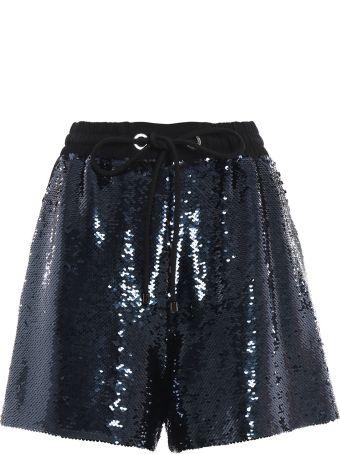 Emporio Armani Sequined Shorts