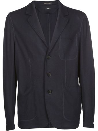 73a761fc24 Giorgio Armani. Giorgio Armani Single Breasted Jacket. USD 2073.48. Sale