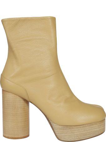 Maison Margiela Tabi Toe Ankle Boots