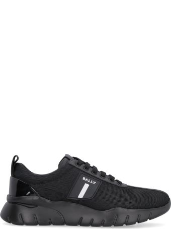Bally Binky Mesh Low-top Sneakers