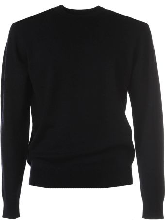 Fred Perry Wool Crew Neck Jumper