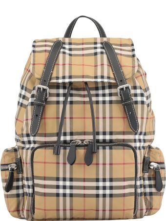 Burberry Rucksack Large Backpack