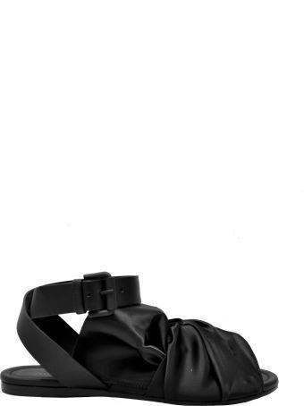 Vic Matié Braided Sandals