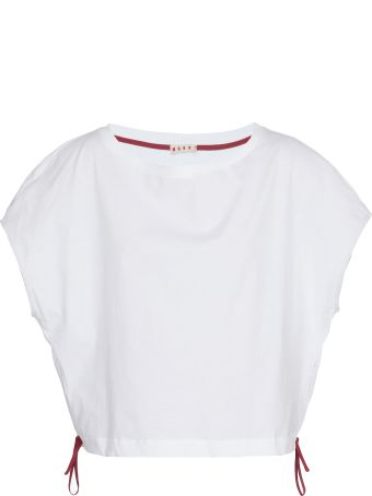 Marni Cropped T Shirt