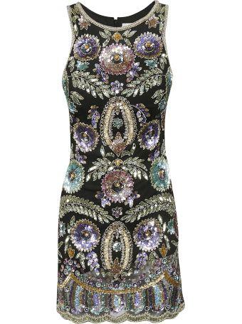 Sherri Hill Charmeuse Dress