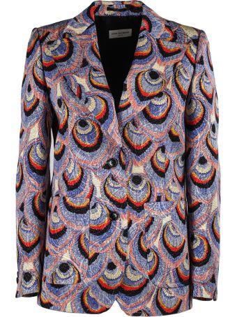 Dries Van Noten Knitted Blazer