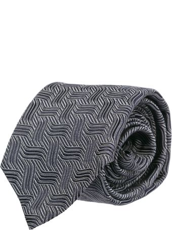 Emporio Armani  Silk Tie Necktie