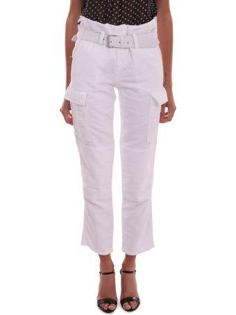 RTA White Cargo Trousers