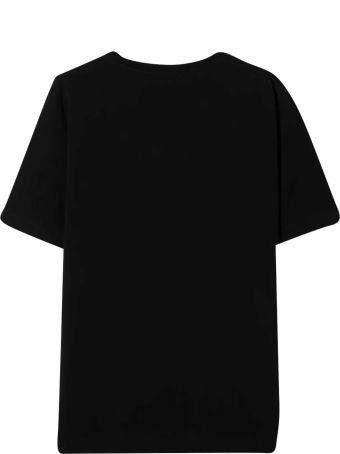 Moschino Black T-shirt Teen