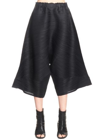 Pleats Please Issey Miyake 'thicker Bounce' Pants