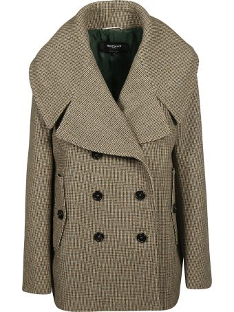Rochas Buttoned Coat