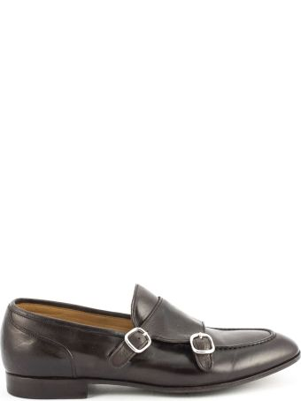 Green George Brown Leather Loafer