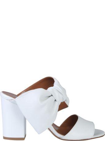 Paris Texas Leather Mules