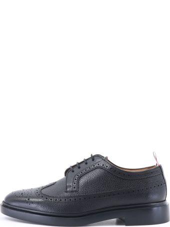 Thom Browne Lace-up Shoe Black