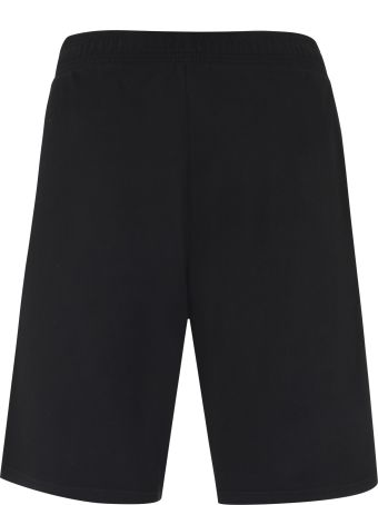 Givenchy Cotton Embroidered Bermuda Shorts