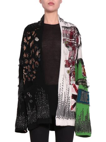 Lonely Crowd Wool Cardigan