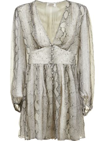 Zimmermann Gathered Dress