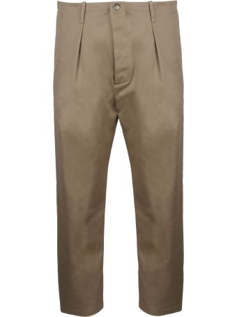 Valentino Cropped Length Trousers