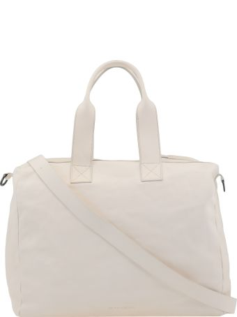 Ann Demeulemeester Leather Shoulder Strap Bag