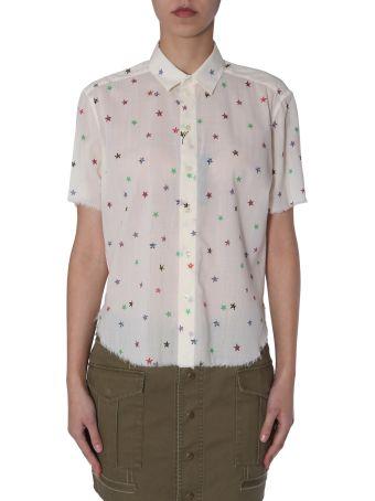 Saint Laurent Short Sleeved Shirt