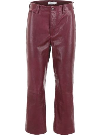 Closed Bertha Trousers