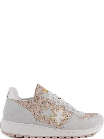 2Star 2 Star Glittered Running Sneakers