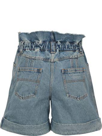 Philosophy di Lorenzo Serafini Philosophy High Waist Denim Shorts