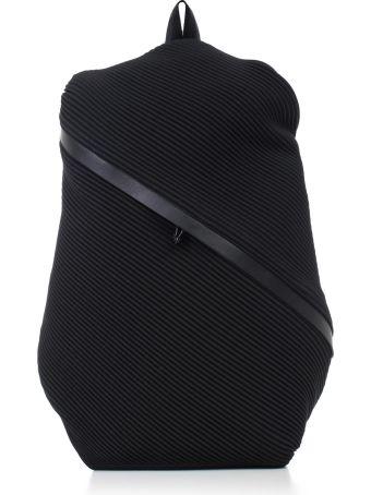 Pleats Please Issey Miyake Pleats Please By Issey Miyake Pleat Detail Backpack