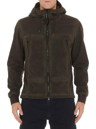 C.P. Company Short Goggle Jacket