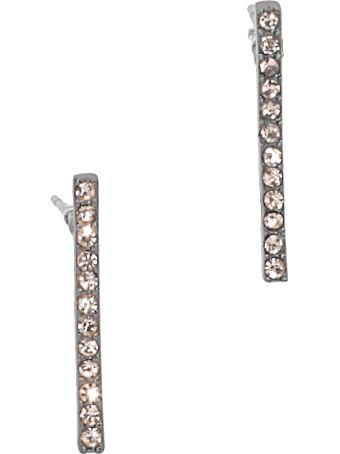 Federica Tosi Lobo Line Earrings
