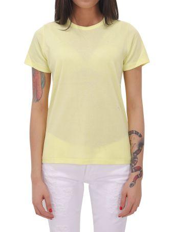 A.P.C. Yellow Boat T-shirt