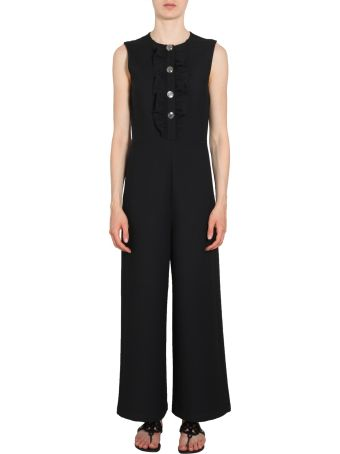 Tory Burch Overalls With Ruches