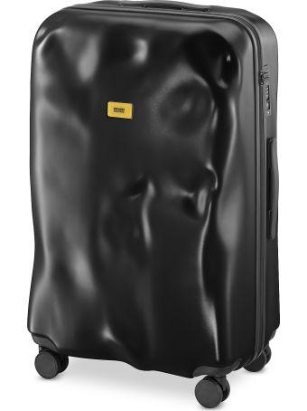 Crash Baggage Icon Large Trolley