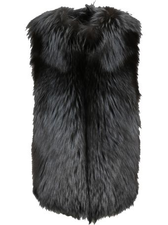 S.W.O.R.D 6.6.44 S.w.o.r.d 6.6.4.4. Fur Vest