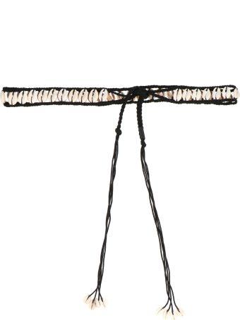 Alanui 'cowride Shell' Belt