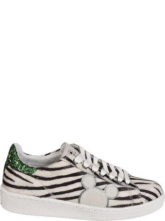 M.O.A. master of arts Master Of Arts Disney Zebra Sneakers