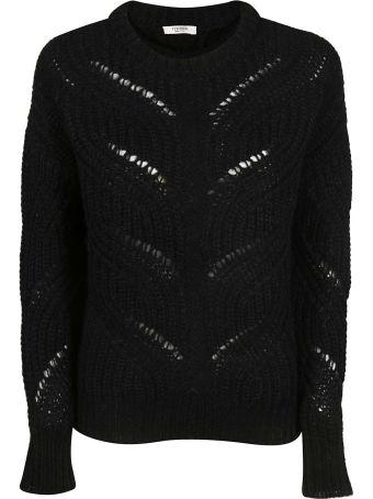 Peserico Braided Sweater