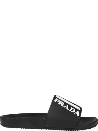 Prada Logo Sliders