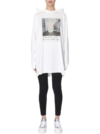 MM6 Maison Margiela Hooded Dress