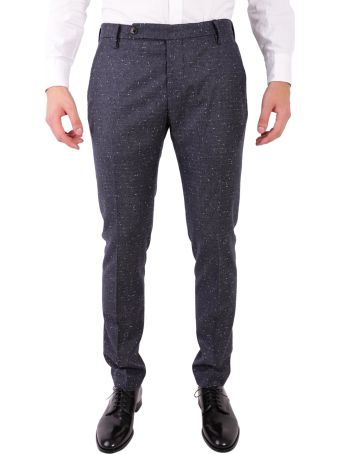 Entre Amis Virgin Wool Trousers