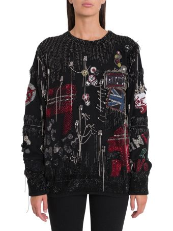 Lonely Crowd Punk Sweater