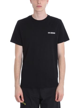Han Kjobenhavn Black Cotton T-shirt