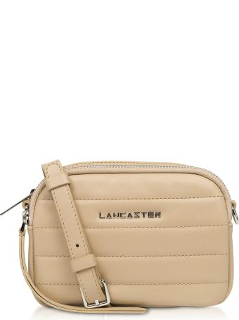 Lancaster Paris Parisienne Couture Mini Crossbody Bag