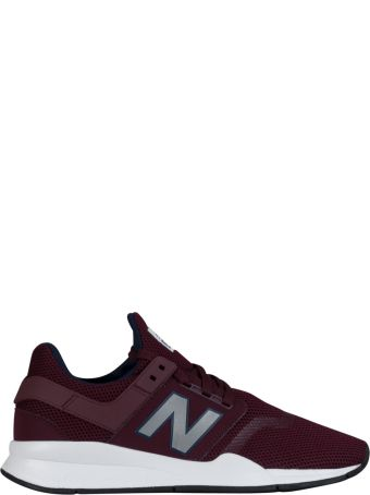New Balance Ms247fg Nb Burgundy/silver