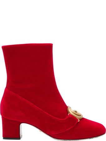 Gucci Vicotire Ankle Boots
