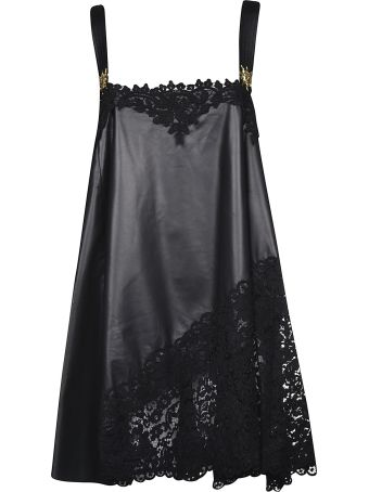 Fausto Puglisi Laced Detail Dress