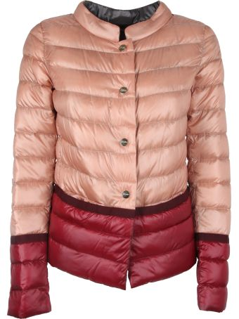 Herno Color-blocked Padded Jacket