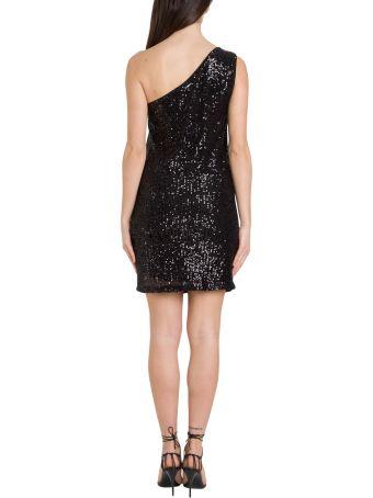 Liu-Jo Sequined One-soulder Dress