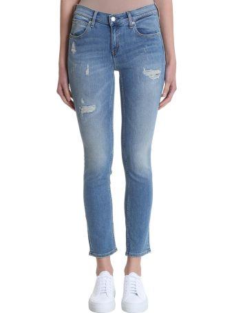 Calvin Klein Jeans Light Blue Boy Denim