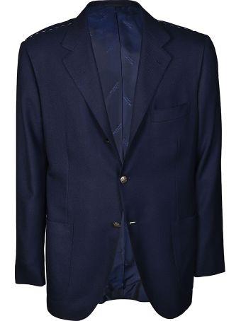 Kiton Two Buttoned Blazer